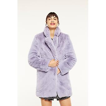 WD7 Faux Fur Coat