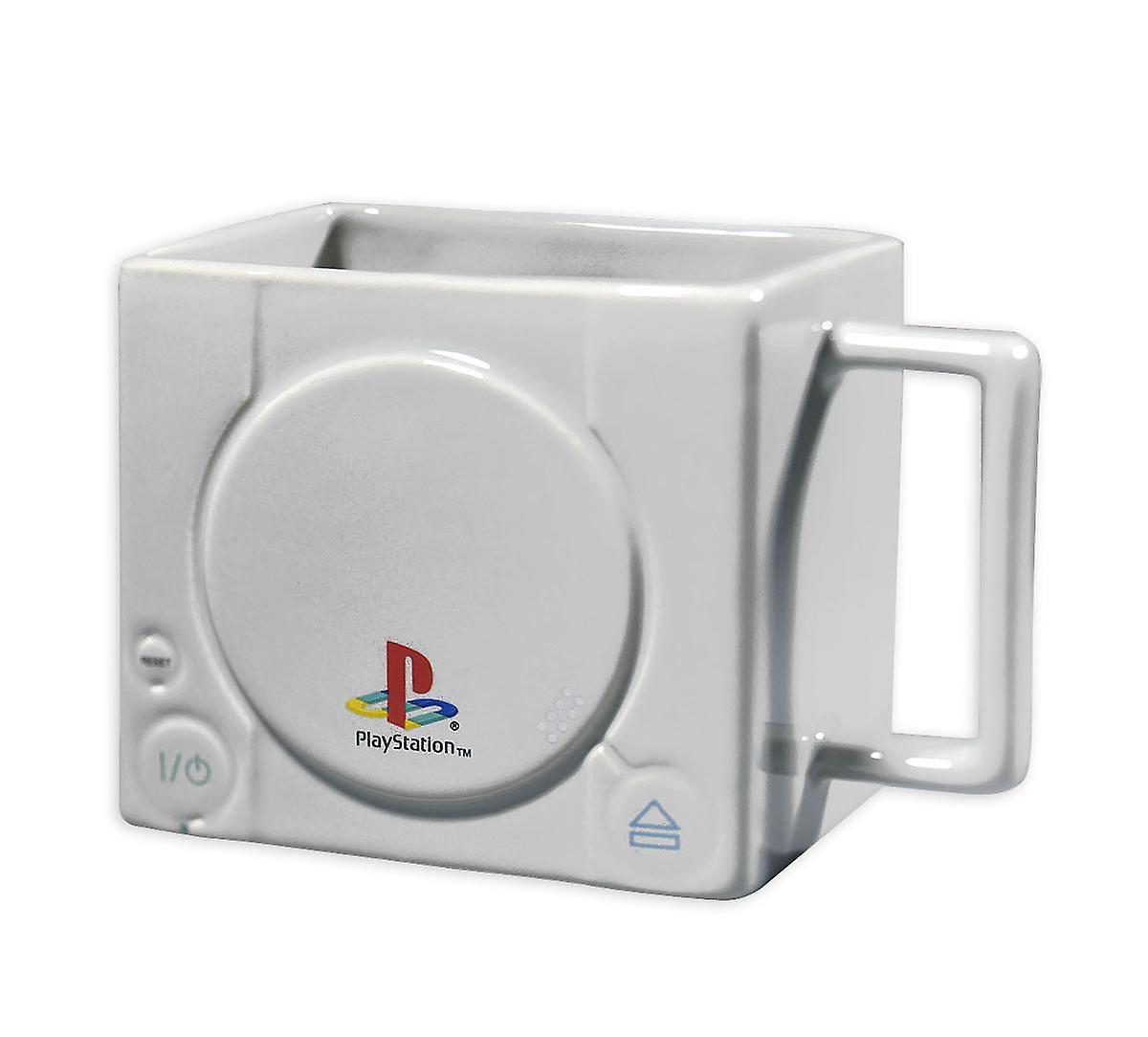 Imprimé Cadeau De Tasse Gris Sony Attrayant Une Playstation Boîte Console 3dCéramiquesDans XTiPuwOkZ