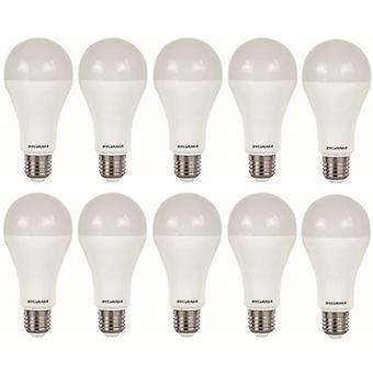 20 x Sylvania ToLEDo A66 Dimmable E27 V4 15W Homelight LED 1521lm [Energy Class A+]