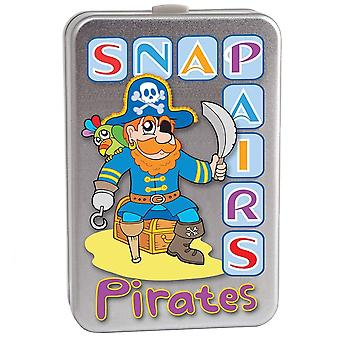 Cheatwell Games Snap paires - Pirates