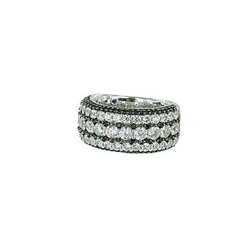 ESPRIT collection ladies ring silver zirconia Sidera GR 19 ELRG92401A190