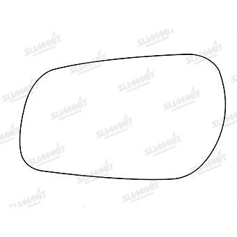 Left Stick-On Mirror Glass for Citroen XSARA 1997-2001