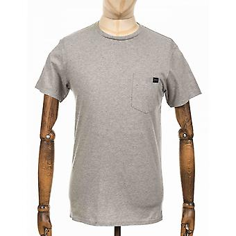Edwin Jeans Pocket Tee - Grey Marl