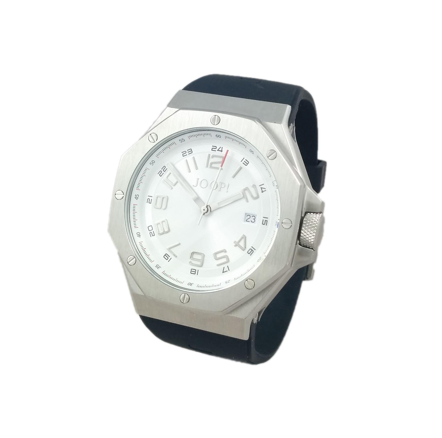 Joop! Mens Watch Silver Tone Cosmopolitan Sport Dial With Date Display JP100391002