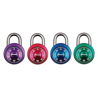 Masterlock Combi padlock 48mm Fixed - Colors (DIY , Hardware)