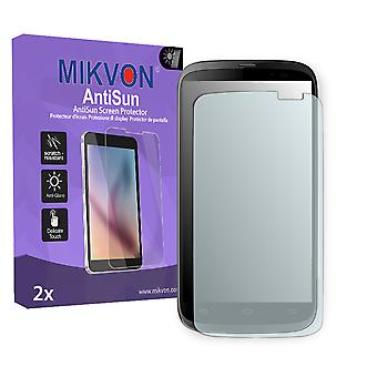 Simvalley SPX-24.HD Screen Protector - Mikvon AntiSun (Retail Package with accessories)