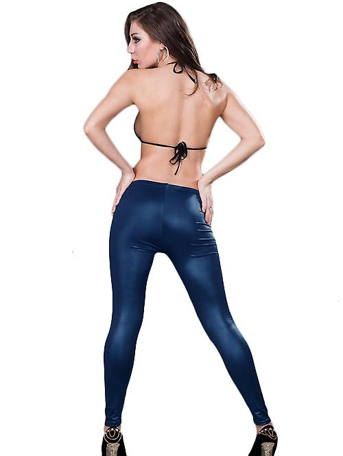 Waooh - Mode - Tregging Leggings Satiné