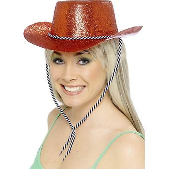 قبعة رعاة البقر، بريق، حجم واحد