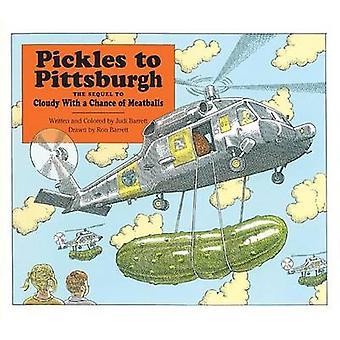 Encurtidos a Pittsburgh por BARRETT - libro 9780689801044