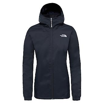 The north face women's rain jacket quest