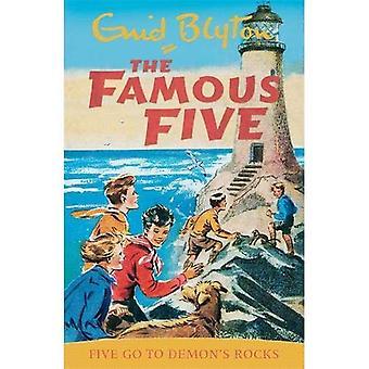Five Go to Demon's Rocks (Famous Five)