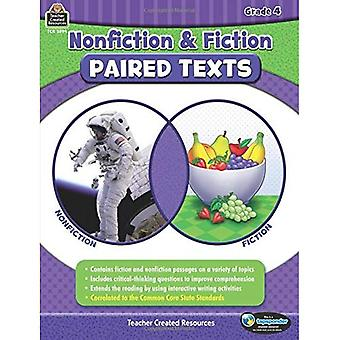 Nonfiction & Fiction Paired Texts: Grade 4