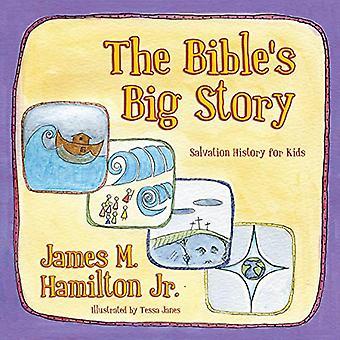 Het grote verhaal van de Bijbel: zaligheid geschiedenis voor kinderen