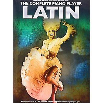 The Complete Piano Player: Latin