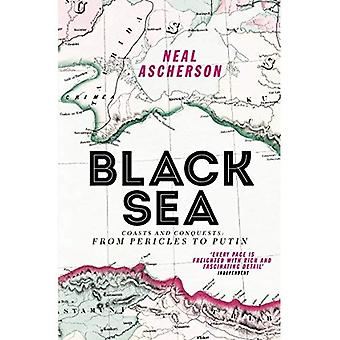 Svartehavet: Kysten og erobringer: fra Perikles til Putin