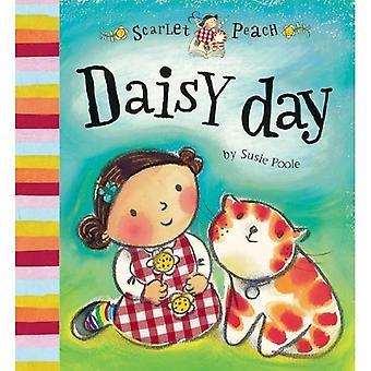 Daisy dag (Scarlet en perzik)