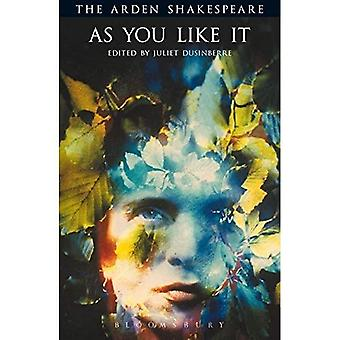 As You Like It (Arden Shakespeare: Third)