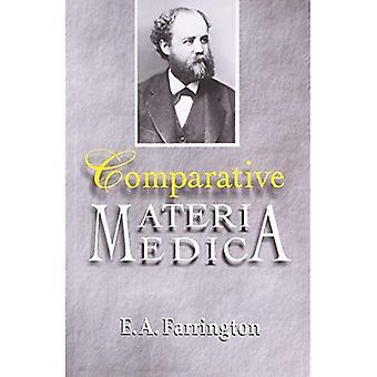Materia Medica comparativa