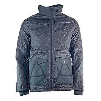 G-Star A Crotch Varsity M65 Overshirt L/S Myrow Nylon C.F Black Jacket
