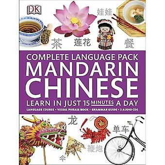 Complete Pack chinois Mandarin (Pack de langue complet)