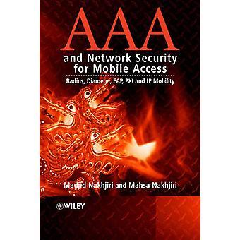 AAA och nätverkssäkerhet för M av Nakhjiri