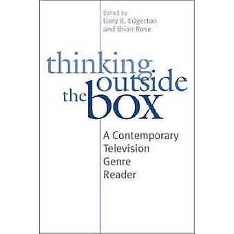 Pensare fuori dagli schemi, un lettore di genere contemporaneo televisione da Edgerton & Gary R.