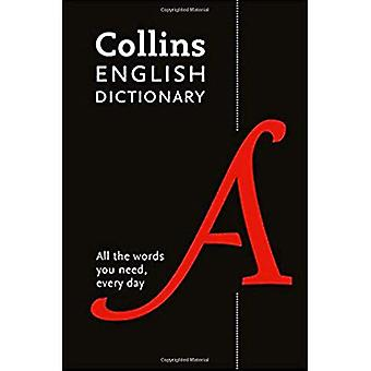Collins English Paperback Dictionary: All the words you need, every day