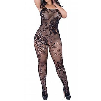 Waooh69 - Seamless combination lace and FishNet Niel