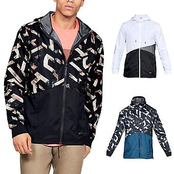 Under Armour Mens 2019 Unstoppable Windbreaker Jacket