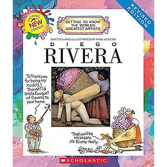 Diego Rivera (Revised Edition) by Mike Venezia - 9780531213230 Book