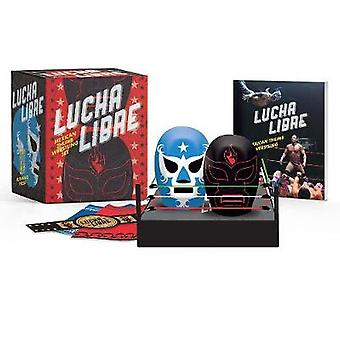 Lucha Libre - Mexican Thumb Wrestling Set by Lucha Libre - Mexican Thum