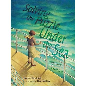 Solving the Puzzle Under the Sea - Marie Tharp Maps the Ocean Floor by