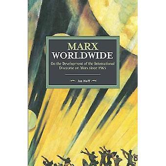 Marx Worldwide - On the Development of the International Discourse on