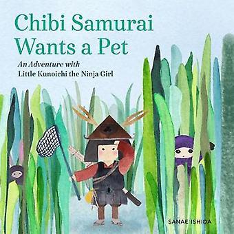 Chibi Samurai Wants a Pet - An Adventure with Little Kunoichi the Ninj