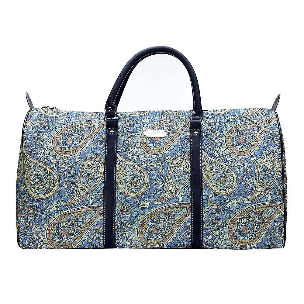 Paisley big holdall voyage sac by signare tapestry   bhold-pais