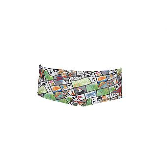 Arena Summer Comics Jammer Swimwear For Boys