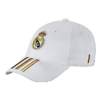 2019-2020 Real Madrid Adidas C40 Cap (White)