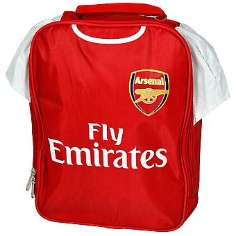 Arsenal FC Shirt Insulated Lunch Bag
