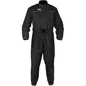 Oxford Black Rainseal Motorcycle Rain Suit