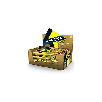 Kinetica Kinetic Protein Deluxe Bars 12 X 65g