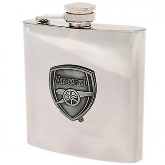 Arsenal Hip Flask