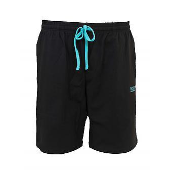 Boss BOSS Bodywear Black Cotton Shorts