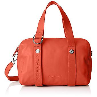 Liebeskind Berlin RIBOWLM RING Orange Women's Bowling Bag (Orange (rusty rea 2755)) 16x32x27 cm (B x H x T)