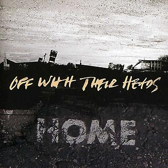 Off with Their Heads - Home [CD] USA import
