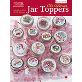 Leisure Arts Christmas Jar Toppers La 5856