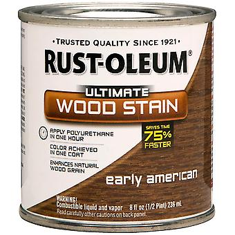 Ultimate Wood Stain 8Oz Early American 2603 61