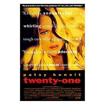 Einundzwanzig Movie Poster (11 x 17)