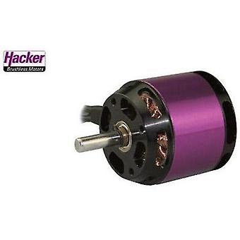 Model aircraft brushless motor Hacker A30-14 L V4 kV (RPM per volt): 800 Turns: 14