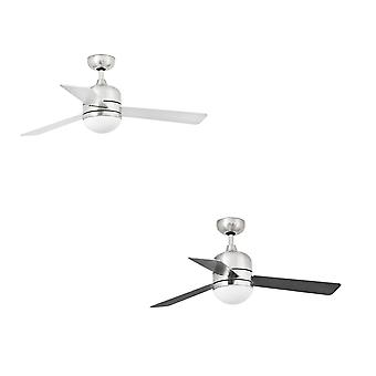 Faro ceiling fan Cebu Nickel matt 106 cm / 42