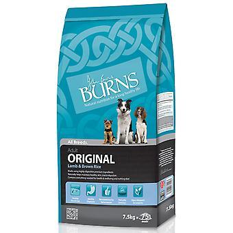 Burns oprindelige Adult lam 7,5 kg